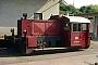 """Gmeinder 5062 - DB """"323 656-9"""" 24.07.1978 - Trier, BahnbetriebswerkDieter Spillner"""
