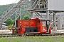 """Gmeinder 5096 - Schwenk """"755"""" 12.07.2008 - Heidenheim-Mergelstetten, Zementwerk SchwenkTobias Rohrbacher"""