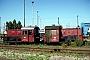 """Gmeinder 5097 - DB """"323 657-7"""" 10.07.1988 - Mannheim RbfWerner Brutzer"""