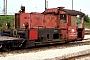 """Gmeinder 5097 - DB """"323 657-7"""" 25.05.1991 - Mannheim RbfWerner Brutzer"""