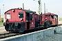 """Gmeinder 5097 - DB """"323 657-7"""" 15.08.1982 - Mannheim, BahnbetriebswerkKurt Sattig"""