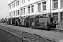"""Gmeinder 5097 - DB """"323 657-7"""" 23.07.1983 - Mannheim, BahnbetriebswerkDieter Spillner"""