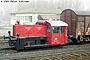 """Gmeinder 5102 - DB """"323 662-7"""" 16.03.1984 - MichelstadtRalph Dißinger"""