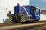 Gmeinder 5103 - northrail 12.04.2015 - Kiel-WikTomke Scheel