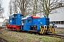 Gmeinder 5105 - railtec 19.12.2015 - Krefeld-Linn, railtecMalte Werning