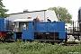 Gmeinder 5105 - railtec 12.05.2015 - Krefeld-Linn, railtecMartin Welzel