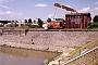 """Gmeinder 5107 - Rhenus """"2"""" 09.07.1997 - Hanau, HafenMichael Vogel"""