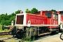 """Gmeinder 5118 - DB Cargo """"332 601-4"""" 16.07.2003 - München, Bahnbetriebswerk NordAndreas Böttger"""