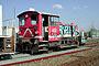 """Gmeinder 5118 - DB Cargo """"332 601-4"""" 18.04.2004 - München, Bahnbetriebswerk NordBernd Piplack"""