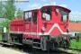 """Gmeinder 5118 - DB AG """"332 601-4"""" 09.06.1998 - Donauwörth, BahnhofNorbert Schmitz"""