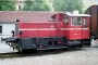 "Gmeinder 5118 - DB ""331 001-8"" 25.07.1984 - Augsburg, BahnbetriebswerkNorbert Schmitz"