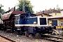 """Gmeinder 5119 - DB """"331 002-6"""" 28.08.1991 - DillenburgJTR (Archiv Werner Brutzer)"""