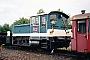 "Gmeinder 5119 - DB AG ""332 602-2"" 24.06.1995 - Trier-Ehrang, BahnbetriebswerkBart Donker"