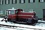"""Gmeinder 5120 - DB """"332 701-2"""" 27.12.1981 - GünzburgWerner Brutzer"""