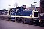 """Gmeinder 5121 - DB """"332 002-5"""" __.04.1986 - HusumMarkus Lohneisen"""