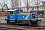 """Gmeinder 5121 - MWB """"V 241"""" 21.02.2004 - Gießen, Hauptbahnhof Sven Ackermann"""