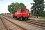 """Gmeinder 5121 - DEV """"V 241"""" 29.07.2016 - Hoya hoyaer-eisenbahn.de"""