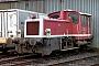 """Gmeinder 5124 - DB Cargo """"332 801-0"""" __.__.2000 - Darmstadt, BahnbetriebswerkPatrick Böttger"""