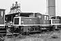 """Gmeinder 5124 - DB AG """"332 801-0"""" 23.11.1997 - Hamburg-Wilhelmsburg, BahnbetriebswerkMalte Werning"""