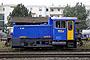 """Gmeinder 5124 - WEG """"V 23"""" 22.11.2003 - Amstetten, BahnhofDaniel Kneer"""