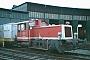 """Gmeinder 5124 - DB AG """"332 801-0"""" 03.09.2000 - Darmstadt, BahnbetriebswerkErnst Lauer"""