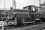 "Gmeinder 5124 - DB ""Köf 11 003"" __.__.196x - Nürnberg, Hauptbahnhof (vermutlich)Fritz Wilke † (Archiv Stefan Carstens)"