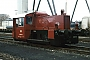 "Gmeinder 5134 - DB ""323 682-5"" 12.04.1985 - Hof, BahnbetriebswerkBenedikt Dohmen"