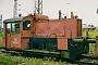 """Gmeinder 5136 - DB """"323 684-1"""" 04.08.1992 - Ulm, Bahnbetriebswerk, Meldestelle E-LokschuppenAndreas Kabelitz"""