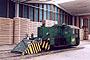 """Gmeinder 5124 - PINUS """"424"""" 02.06.2003 - Karlsruhe-Rheinhafen, PINUSAndreas Kabelitz"""