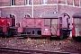 """Gmeinder 5142 - DB """"323 690-8"""" 10.11.1985 - Heidelberg, BahnbetriebswerkErnst Lauer"""