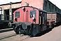 """Gmeinder 5152 - DB """"323 718-7"""" 02.04.1985 - Offenburg, BahnbetriebswerkBenedikt Dohmen"""