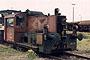 """Gmeinder 5153 - DB """"323 719-5"""" 14.06.1993 - Mühldorf, BahnbetriebswerkAndreas Kabelitz"""