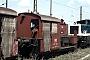 """Gmeinder 5157 - DB """"323 723-7"""" 14.08.1983 - Kornwestheim, BahnbetriebswerkNorbert Lippek"""