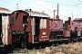 """Gmeinder 5158 - DB """"323 724-5"""" 14.08.1983 - Kornwestheim, BahnbetriebswerkNorbert Lippek"""