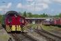 """Gmeinder 5159 - UEF """"Köf 6525"""" 14.05.2006 - Stuttgart, BahnbetriebswerkMarko Nicklich"""