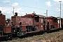 """Gmeinder 5160 - DB """"323 726-0"""" 14.08.1983 - Kornwestheim, BahnbetriebswerkNorbert Lippek"""