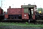 """Gmeinder 5160 - DB """"323 726-0"""" 11.05.1984 - Kornwestheim, BahnbetriebswerkWerner Brutzer"""
