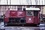 """Gmeinder 5162 - DB """"323 728-6"""" 11.04.1990 - Bremen, AusbesserungswerkNorbert Lippek"""