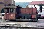 """Gmeinder 5163 - DB AG """"323 729-4"""" 05.10.1995 - Stuttgart-HafenFrank Glaubitz"""