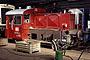 """Gmeinder 5164 - DB """"323 730-2"""" __.03.1986 - Hof, BahnbetriebswerkMarkus Lohneisen"""