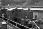 """Gmeinder 5167 - DB """"323 733-6"""" 10.08.1982 - Passau, BahnbetriebswerkBurkhard Beyer"""