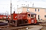 "Gmeinder 5172 - DB ""323 738-5"" 21.01.1992 - Osnabrück, BahnbetriebswerkRolf Köstner"