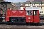 """Gmeinder 5172 - DB """"323 738-5"""" 05.04.1985 - Tübingen, BahnbetriebswerkUlrich Neumann"""
