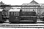 """Gmeinder 5172 - DB """"323 738-5"""" 31.12.1984 - Tübingen, BahnbetriebswerkDieter Spillner"""