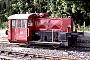 "Gmeinder 5176 - DB ""323 742-7"" 14.07.1984 - Ibbenbüren, BahnhofRolf Köstner"
