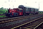 "Gmeinder 5183 - DB ""323 749-2"" 15.05.1993 - Wiesbaden-Ost, BahnhofWolfgang Rotzler"