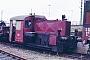 """Gmeinder 5184 - DB """"323 750-0"""" 20.05.1984 - Ludwigshafen, BahnbetriebswerkErnst Lauer"""