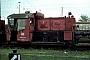 """Gmeinder 5187 - DB """"323 753-4"""" 11.05.1984 - KornwestheimWerner Brutzer"""