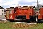 """Gmeinder 5188 - DB """"323 754-2"""" 28.04.1984 - Augsburg, BahnbetriebswerkKlaus J.  Ratzinger"""