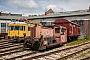 Gmeinder 5192 - BEM 23.05.2014 - Nördlingen, Bayerisches EisenbahnmuseumMalte Werning